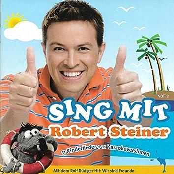 Sing mit Robert Steiner Vol. 2