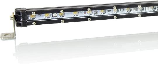 Optix 40 inch LED Single Row Light Bar - 150W Slim Line LED Light Bar - LED Reverse Light - Front/Rear Bumper Light Bar
