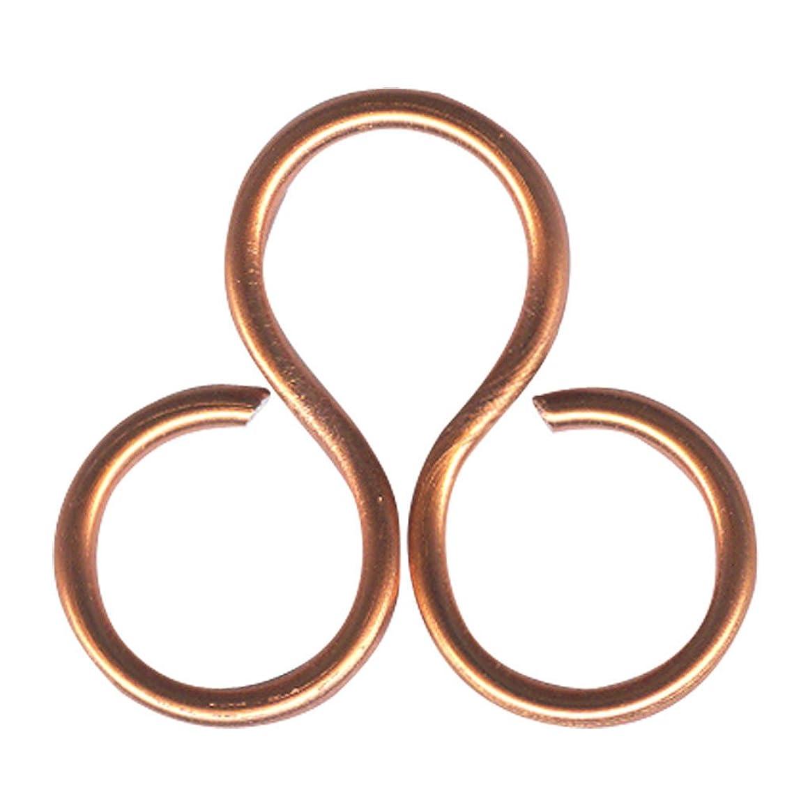 Vaessen Creative 1 mm x 10 m Aluminium Wire, Orange Copper