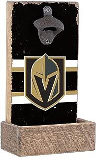 Rustic Marlin Designs NHL Unisex NHL Team Bottle Opener in Team Colors