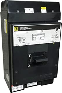 SQUARE D LC36600 600A 600V 3P USED