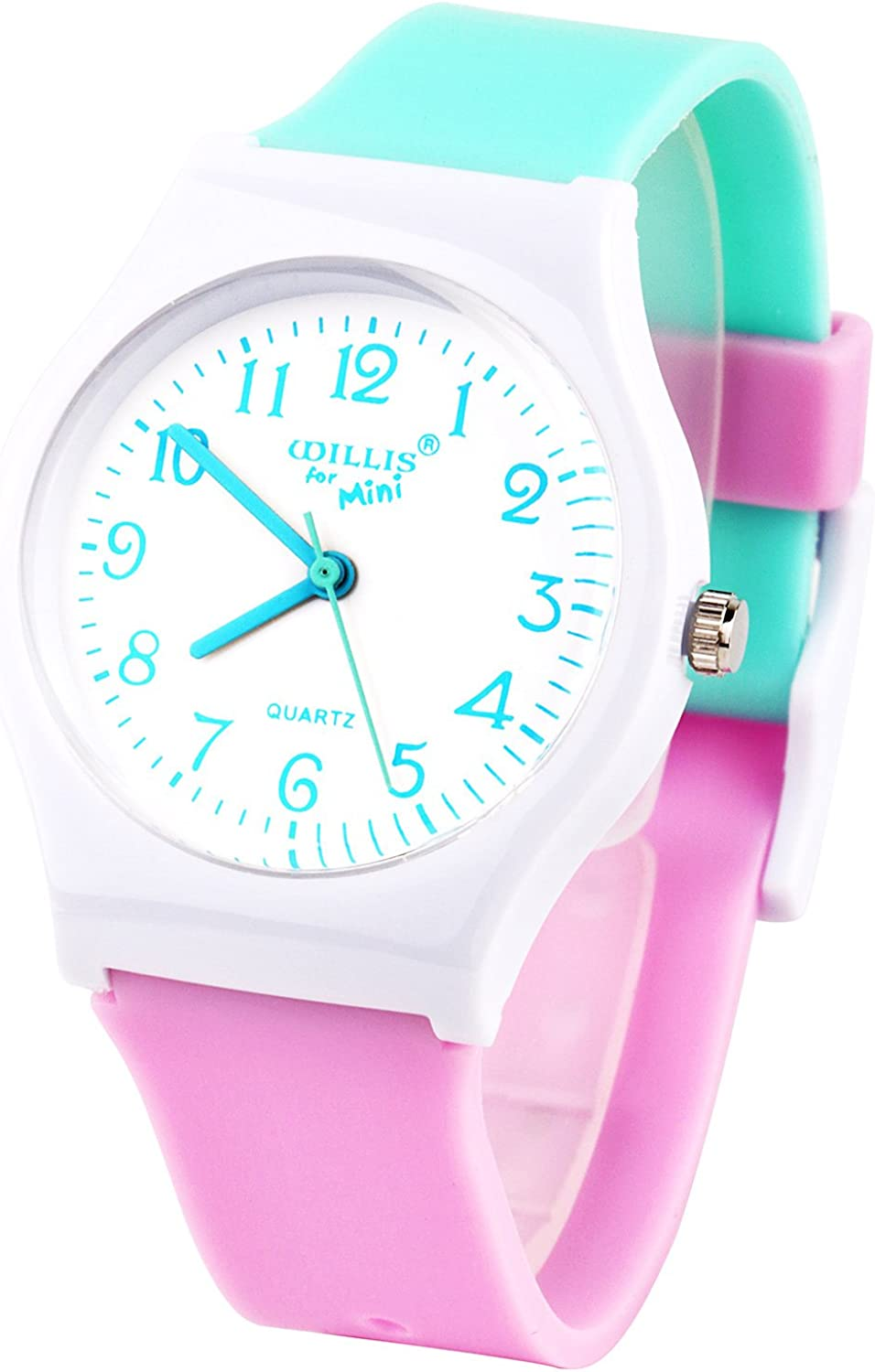 RUIWATCHWORLD Colorful Boys security Girls Watches Max 62% OFF Kids Student Teenagers