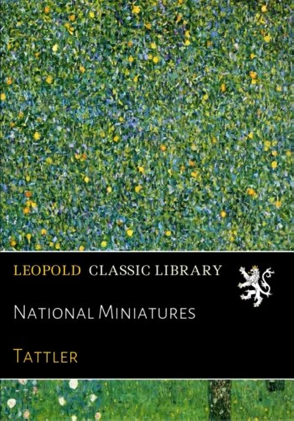 オーラルグレード三角形National Miniatures