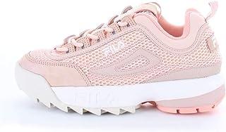 Fila Disruptor Mm Low Wmn Spanish Villa Shoes Women Pink