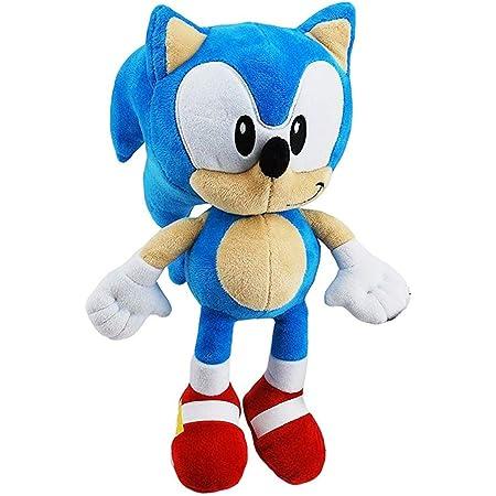Sonic The Hedgehog–SEGA peluche 28cm, couleur