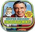 "Mister Rogers EncourageMints Mints - 1 Small Tin 1.75 x 1.75"""