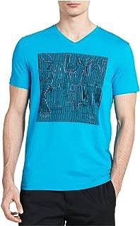 Mens Abstract Logo Graphic T-Shirt
