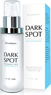 EnaSkin Dark Spot Corrector Remover for Face and Body,Formulated with Advanced Ingredient 4-Butylresorcinol, Kojic Acid, Lactic Acid and Salicylic Acid
