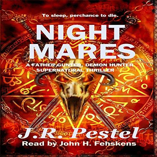 Night Mares audiobook cover art