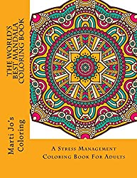 The World's Best Mandala Coloring Book