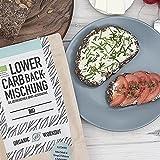 Organic Workout LOW-CARB-BROT-BACKMISCHUNG 3er Pack - 6