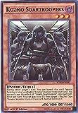 Yu-Gi-Oh! - Kozmo Soartroopers (BOSH-EN083) - Breakers of Shadow - Unlimited Edition - Super Rare