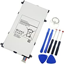 Fully New T4800E T4800K Replacement Battery Compatible with Samsung Galaxy Tab Pro 8.4 SM-T320 SM-T325 SM-T327 T4800C - 3.7V 4800mAh