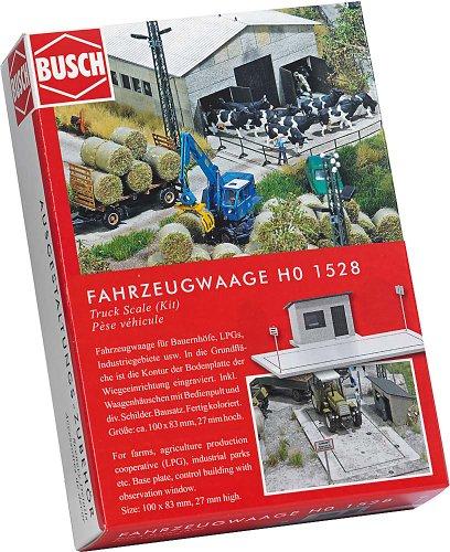Busch 1528 - Fahrzeugwaage