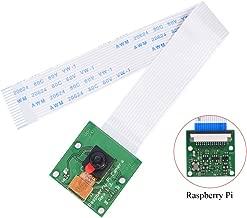 Yosoo Camera Module Board REV 1.3 5MP Webcam Video 1080p 720p Fast for Raspberry Pi