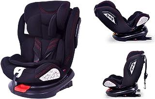 comprar comparacion Star Ibaby - Silla de coche grupo 0+/1/2/3 Isofix rotación 360º - Edición Especial Navy