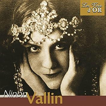 "Ninon Vallin (Collection ""Les voix d'or"")"