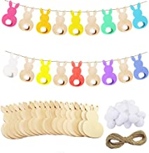 Best wooden bunny shapes Reviews