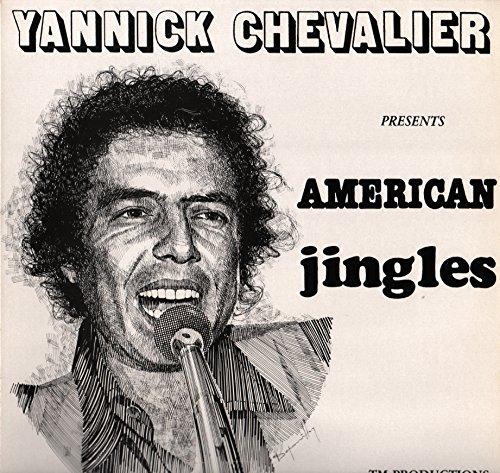 Yannick Chevalier - American Jingles (Vinyle, double album 33 tours 12