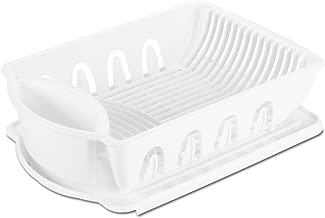 Sterilite 06418006 Ultra Sink Set - White