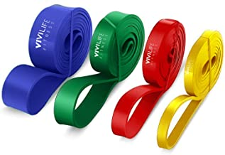 Pull up Bands Resistance Bands - Stretch Bands for Exercise Long Resistance Bands Pull up Band