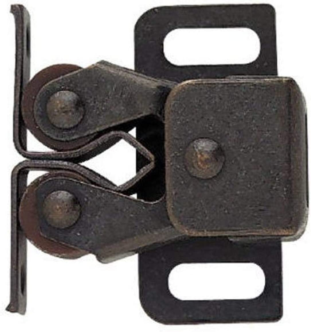 Liberty C08820L-STB-U Spring Max 49% OFF new work Double Roller Catch 2-P Spear Strike with
