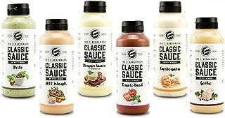Got7 Classic Sauce Soße Salatsoße Grillsoße Perfekt Zur Diät Abnehmen Fitness Bodybuilding 350ml 1. Mix Box