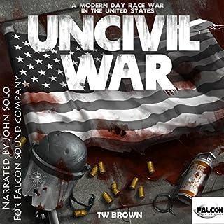 UnCivil War audiobook cover art
