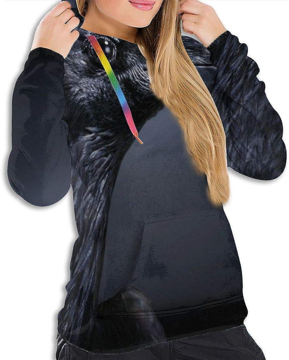 Women Drawstring Hoodies Sweatshirts Pullover Fit Sport Tops