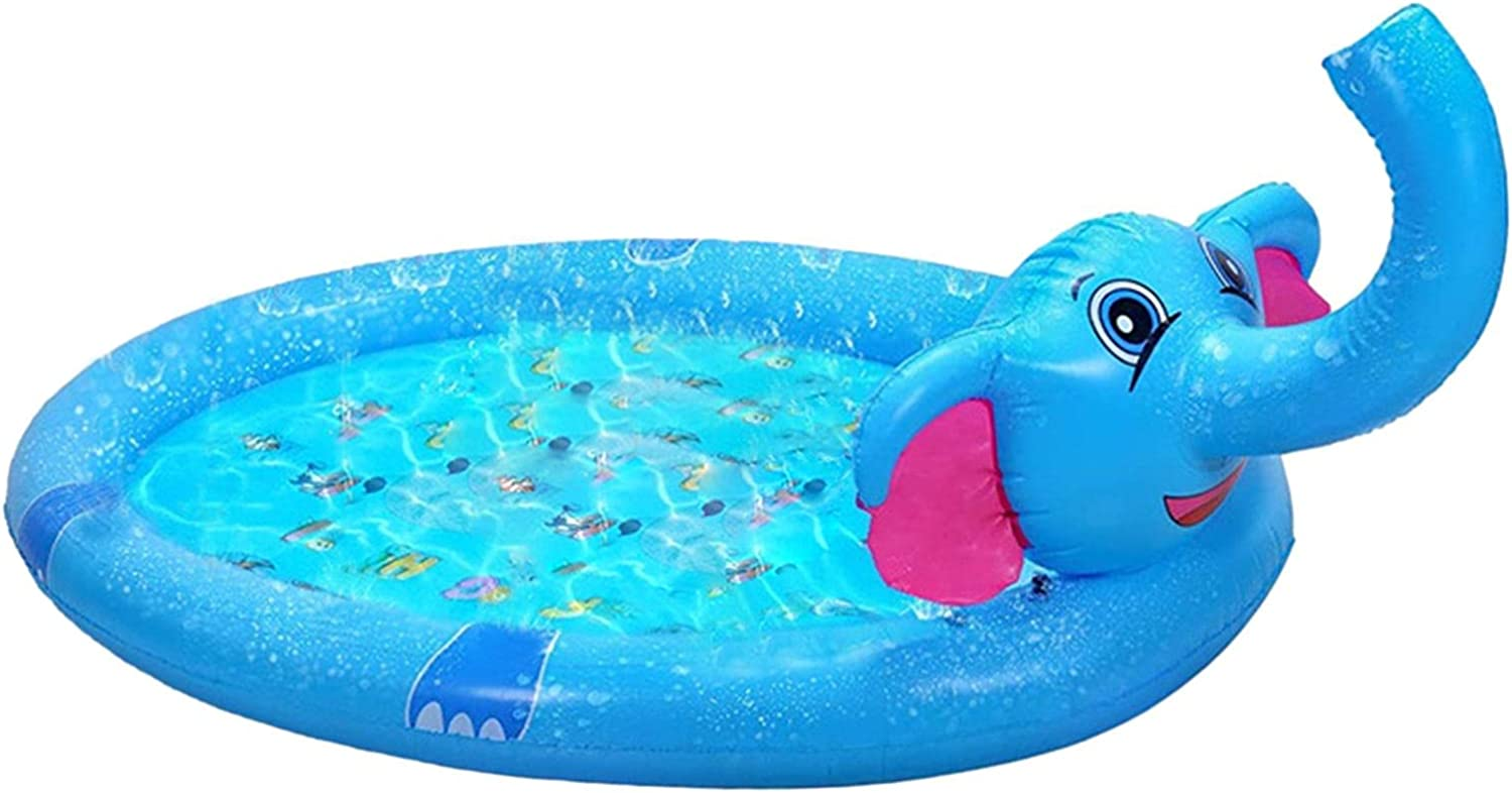 AKOYA Wicker Collection Splash Free shipping Pad M Sprinkle Kids Elephant SEAL limited product for