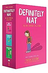 Definitely Nat: The Nat Enough Collection (Nat Enough #1-3 Box Set) Paperback