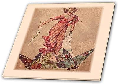 0612f3d5b3d4c Amazon.com: 3dRose Beverly Turner Bird Design - Cardinals on Branch ...
