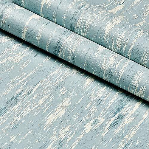 HDS Verdickte Wasserdicht, feuchtigkeitsbeständig und Moder-Proof Tapete Selbstklebende Schlafzimmer Warm 50 Meter große Rolle PVC-Selbstklebende Hintergrund-Tapete Startseite (Color : 19)