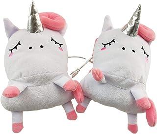 4x Set réutilisables Licorne compresse Unicorn reprise faire bouillir Poches Chauffe