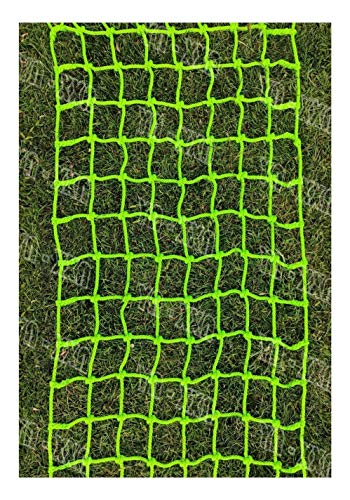 New Climbing Rope Net Green Ninja Obstacle Course Kids Backyard Climbing Ladder Training Equipment S...