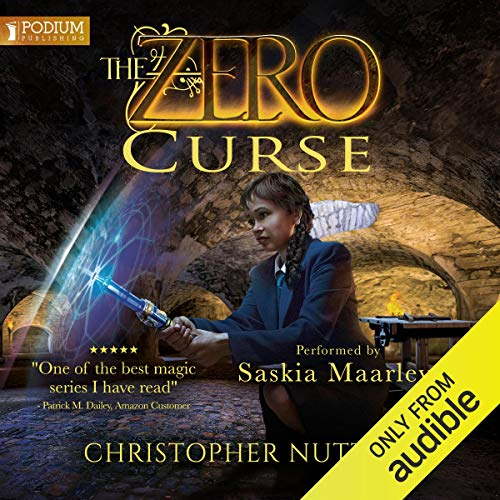 Page de couverture de The Zero Curse