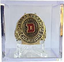 Legacy Rings Championship Ring Display Case | Box and Stand Holder