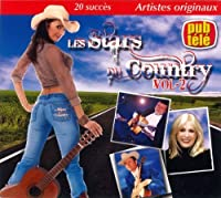 Les Stars Du Country Vol-2. by Stef Carse (2010-10-12)
