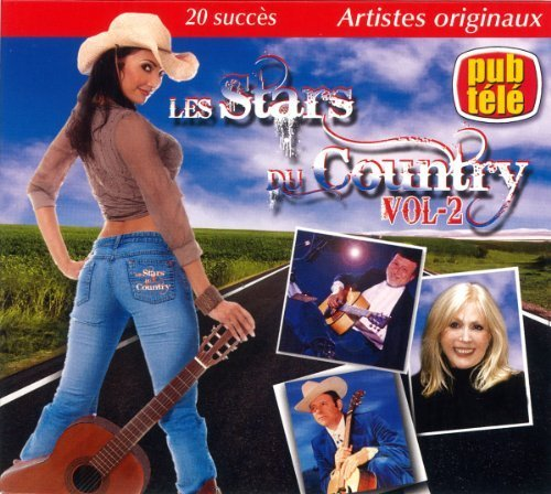 Les Stars Du Country Vol-2. by Unidisc Music (2010-10-12)