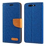 Xiaomi Black Shark Case, Oxford Leather Wallet Case with