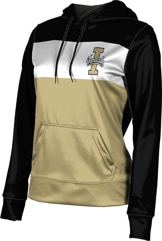 University of Idaho Girls' Pullover Hoodie, School Spirit Sweatshirt (Prime)
