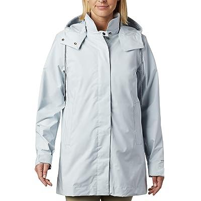 Columbia East Parktm Mackintosh Jacket (Cirrus Grey) Women
