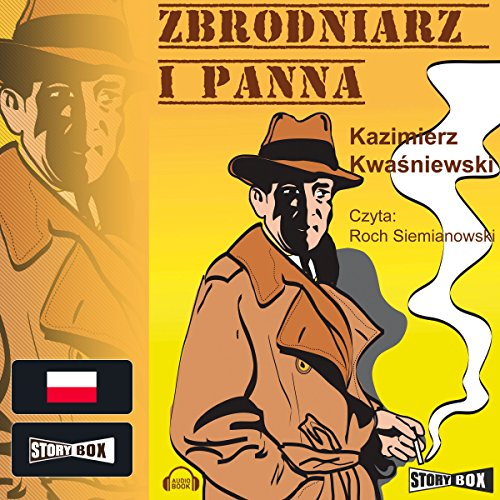 Zbrodniarz i panna audiobook cover art