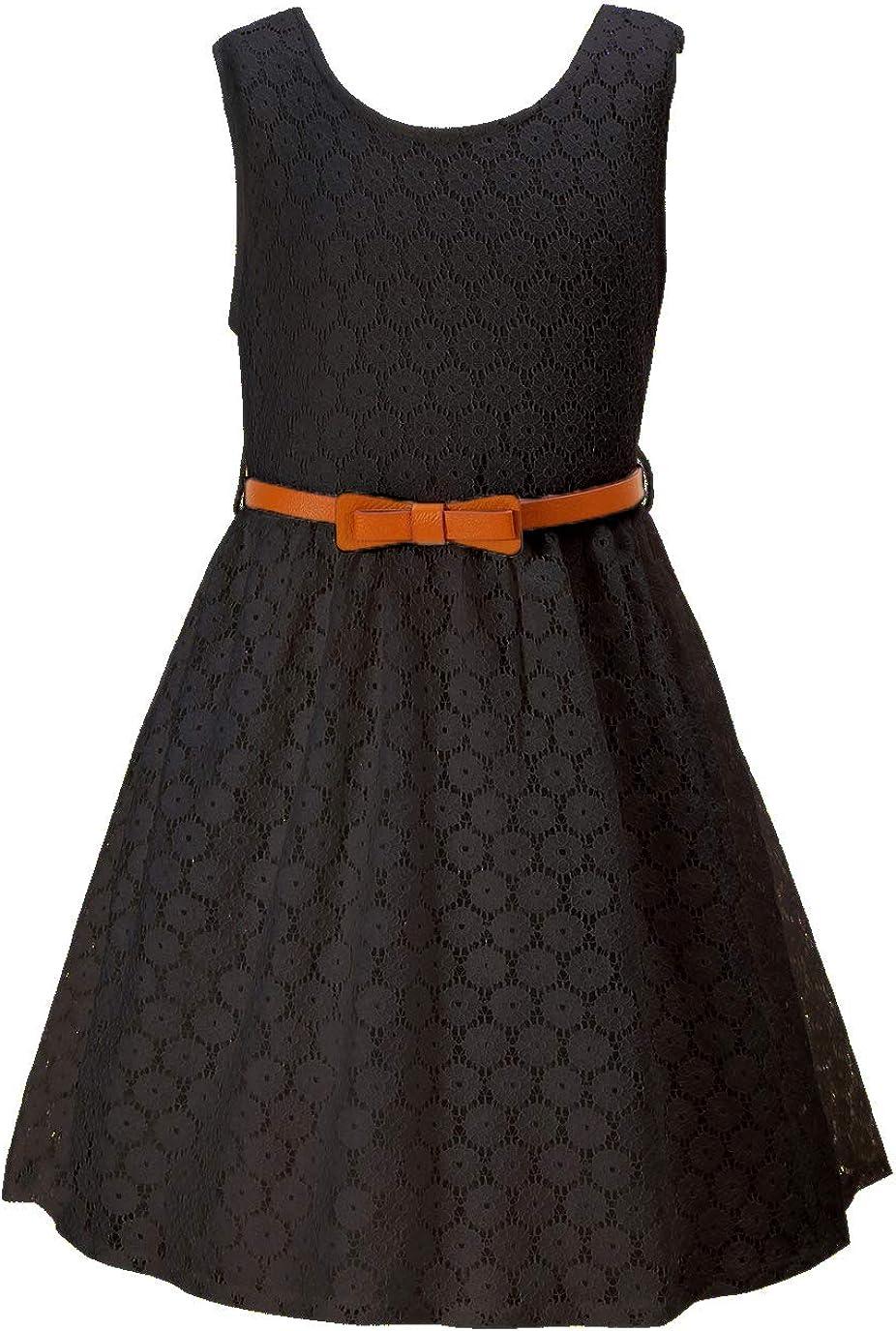 60s 70s Kids Costumes & Clothing Girls & Boys Girls Lace Dress Kids Casual Flower Girl Dress  AT vintagedancer.com