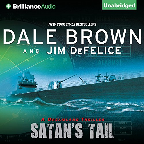 Dale Brown's Dreamland: Satan's Tail audiobook cover art