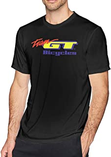 Mens Particular GT Bicycles Team T Shirts Black