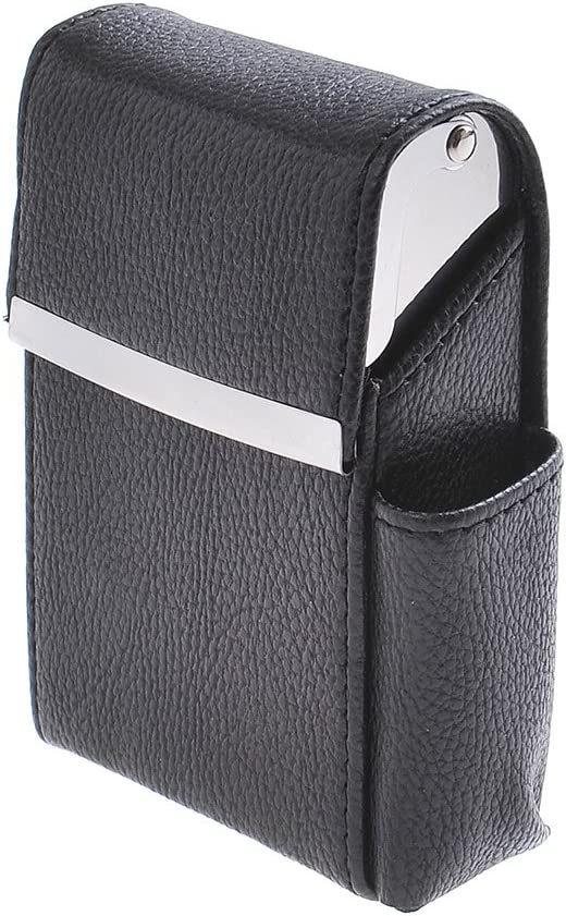 Quantum Abacus Case for Year-end annual account Cigarette Max 76% OFF Packets PU leather made of s
