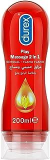 Durex Play Sensual Massage 2in1 Lube with Ylang Ylang - 200ml Gel