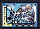 Tommy Houston #65 signed autograph auto 1991 Maxx NASCAR Racing Trading Card