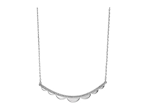 Kate Spade New York Slender Scallops Delicate Necklace